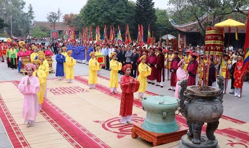 (Tin đề nghị ghép) Phú Thọ dừng tổ chức các hoạt động lễ hội -0