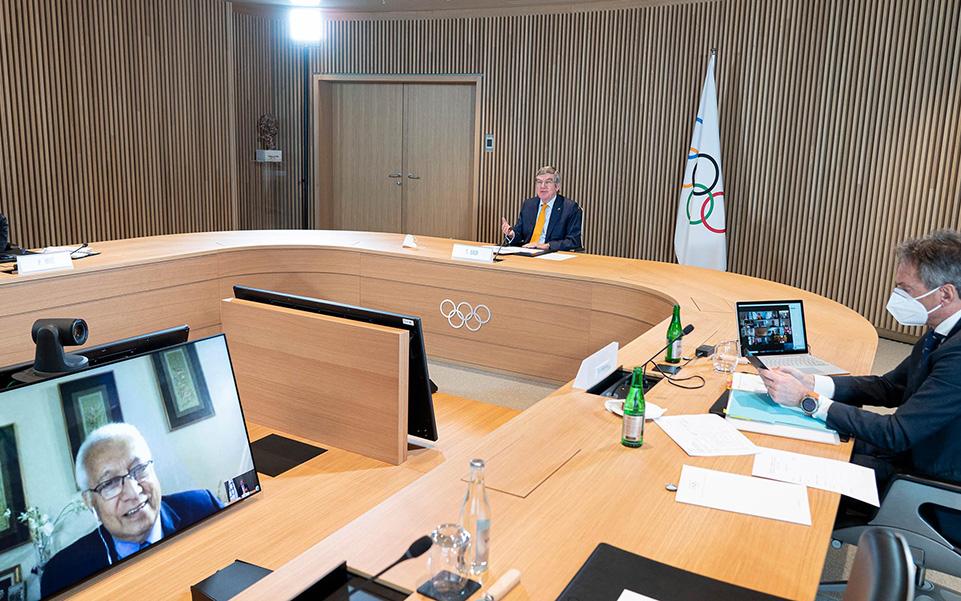 IOC và Nhật Bản quyết tâm tổ chức Olympic trong năm 2021 -0