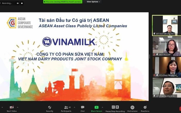 """Vinamilk hoàn thành mục tiêu doanh thu, được vinh danh """"Tài sản đầu tư có giá trị của ASEAN"""" -0"""