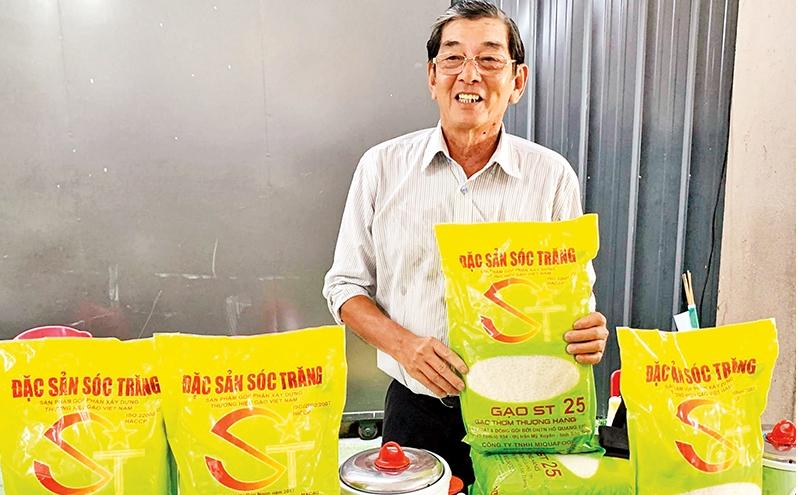Từ hũ gạo cứu đói đến danh xưng thế giới -0