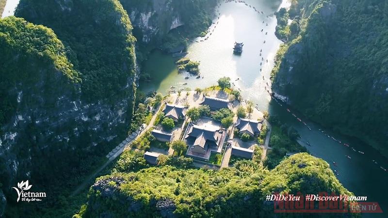 """Hòa vào không khí Xuân qua clip """"Việt Nam - Điểm đến Văn hóa và Ẩm thực"""" -0"""