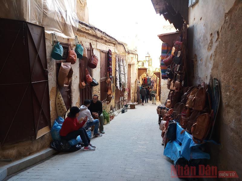 Tản mạn những cung đường Morocco -0