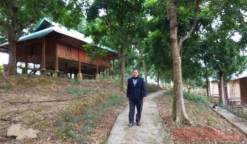 """""""Lâm tặc"""" được Chủ tịch nước về thăm nhờ kỳ tích trồng rừng -0"""