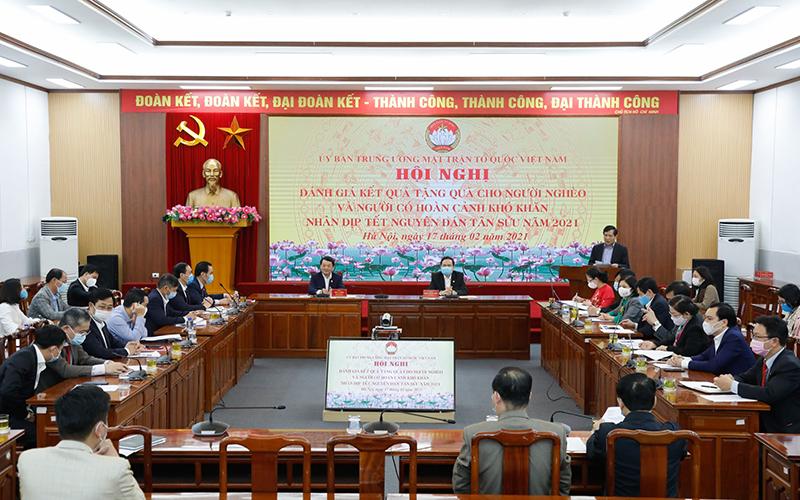Hơn 6.100 tỷ đồng chăm lo cho người nghèo dịp Tết Tân Sửu 2021 -0