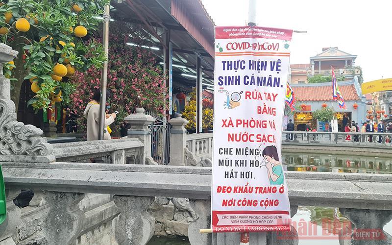 Nam Định đóng cửa chợ Viềng bảo đảm phòng chống dịch -0
