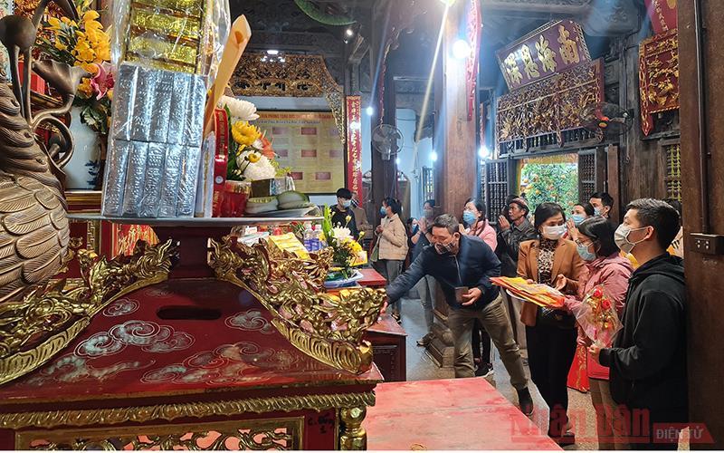 Nam Định đóng cửa chợ Viềng bảo đảm phòng chống dịch -1