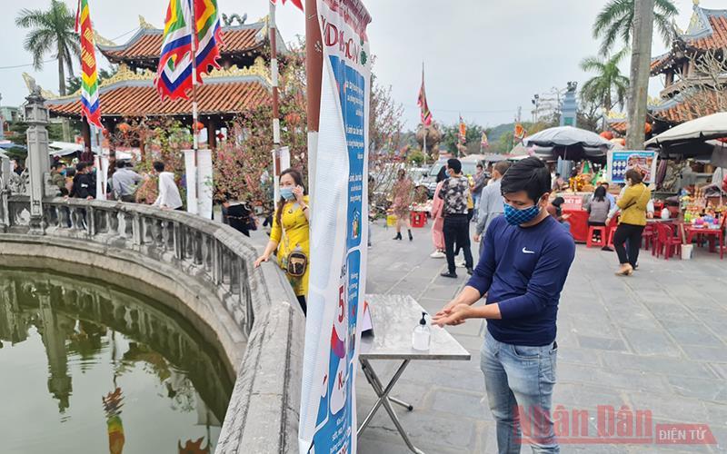 Nam Định đóng cửa chợ Viềng bảo đảm phòng chống dịch -2