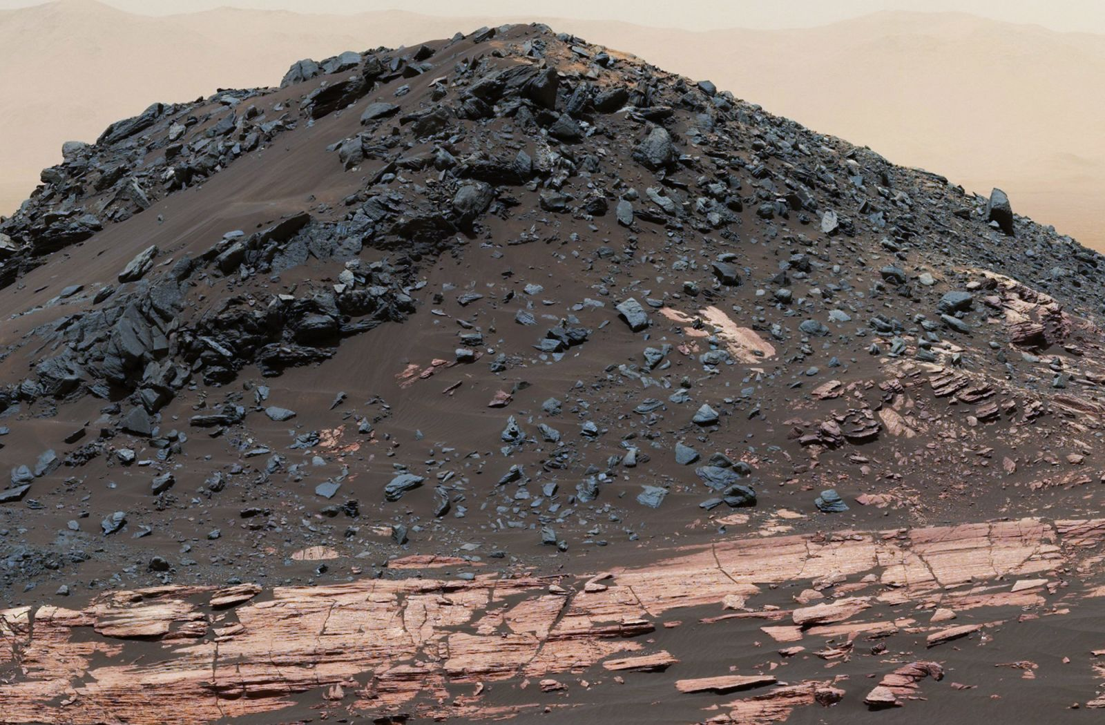 Những bức ảnh đẹp nhất về sao Hỏa -0