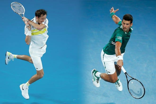 Thắng áp đảo Medvedev, Djokovic lần thứ chín đăng quang Australia mở rộng -0