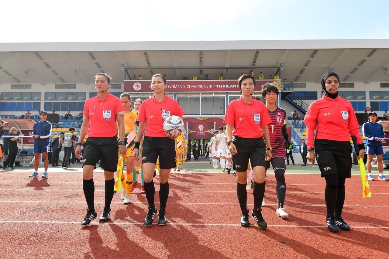 FIFA lựa chọn hai trọng tài Việt Nam cho Vòng chung kết World Cup nữ 2023 -0