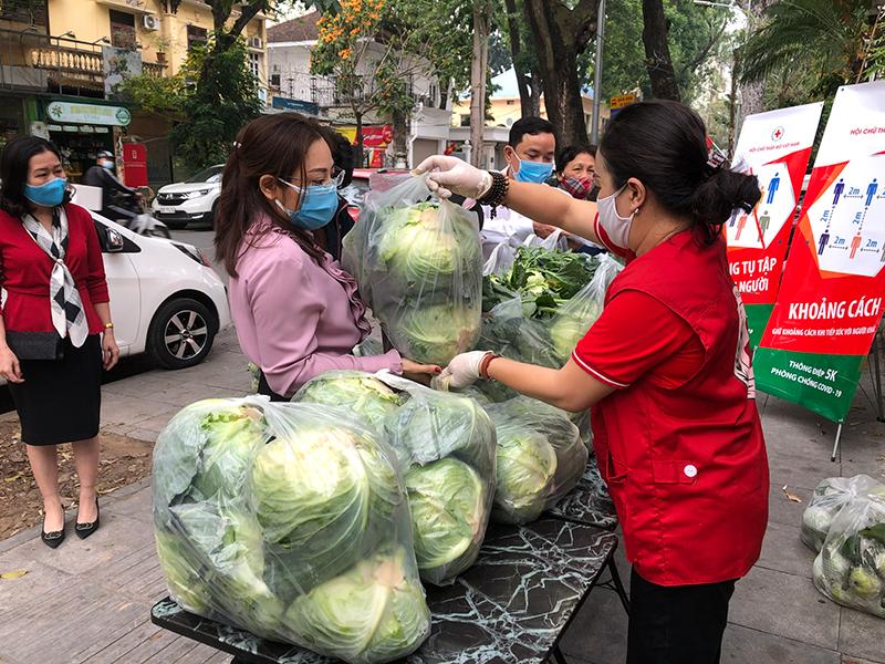 """Phát động Chiến dịch """"Chung sức cùng người dân tiêu thụ nông sản"""" -0"""
