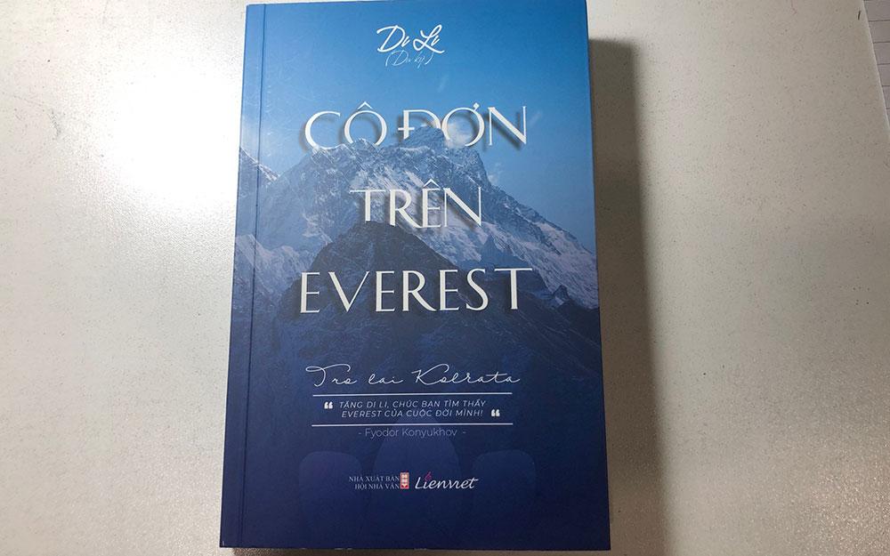 """""""Nhìn"""" Everest qua """"lăng kính"""" của Di Li -0"""