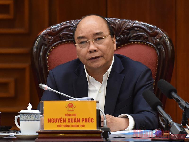 Thường trực Chính phủ họp về tổ chức chính quyền đô thị tại TP Hồ Chí Minh và Đà Nẵng -0