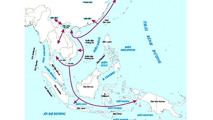 Trống Kính Hoa kể chuyện chinh phục Biển Đông  -0