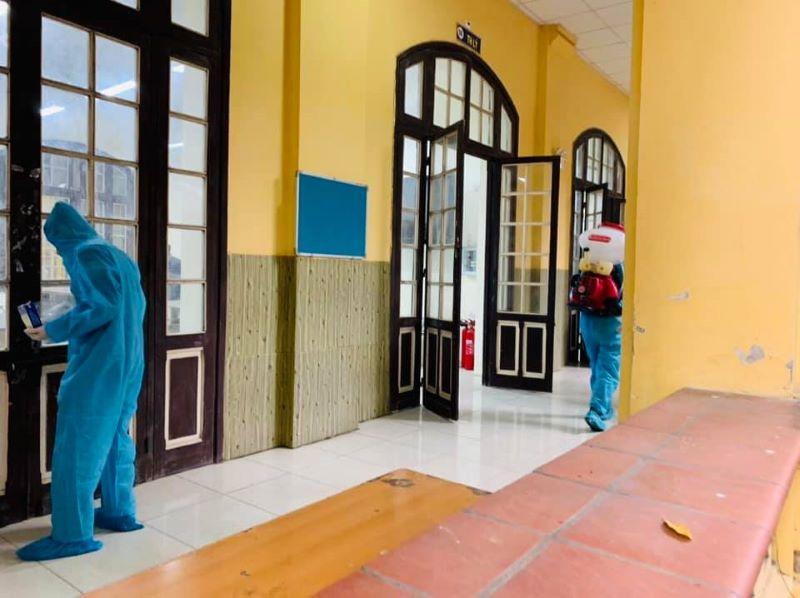 Học sinh Hà Nội trở lại trường, thực hiện nghiêm các quy định về phòng chống dịch -0