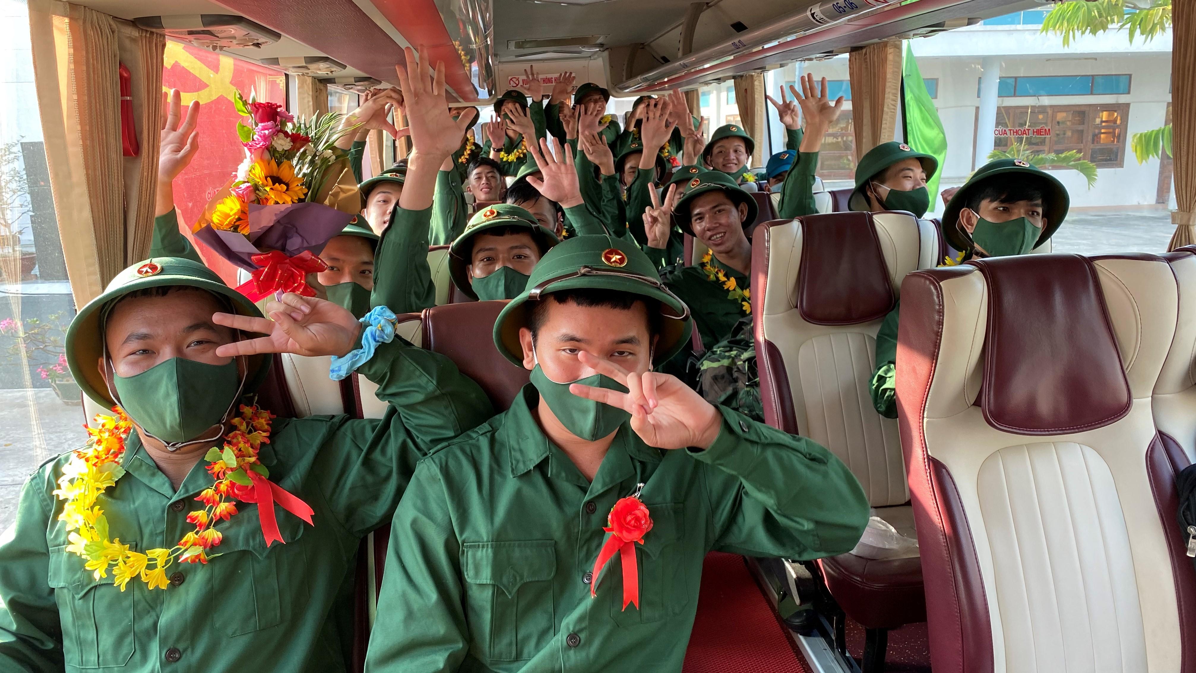 Tin tiễn quân ở An Giang (đề nghị ghép) -0