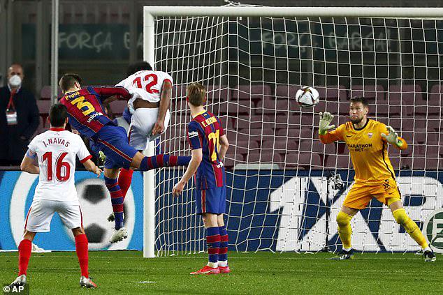 Barcelona tiến tới Chung kết Cúp Nhà vua Tây Ban Nha -0