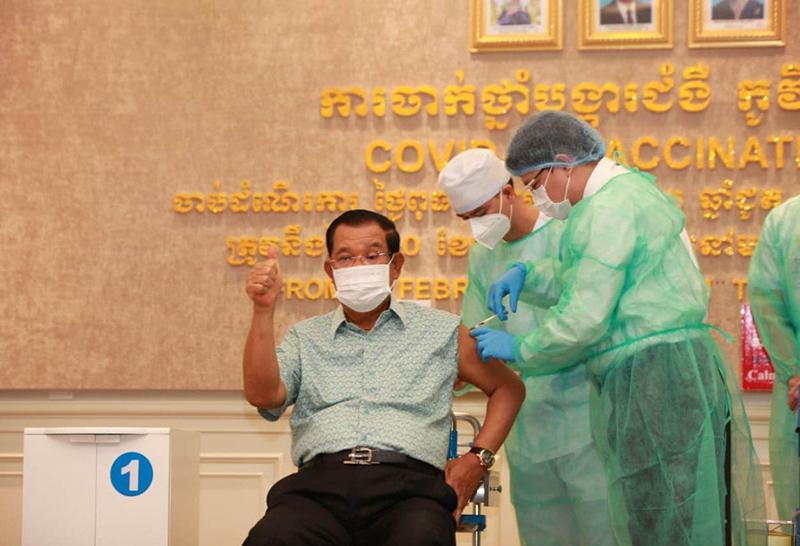 Tỉnh Preah Sihanouk của Campuchia hạn chế người dân đi lại để chặn dịch  Covid-19 -0