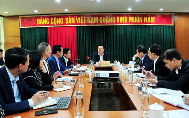 Đưa báo điện tử Đảng Cộng sản Việt Nam trở thành một trong những cơ quan báo chí hàng đầu -0