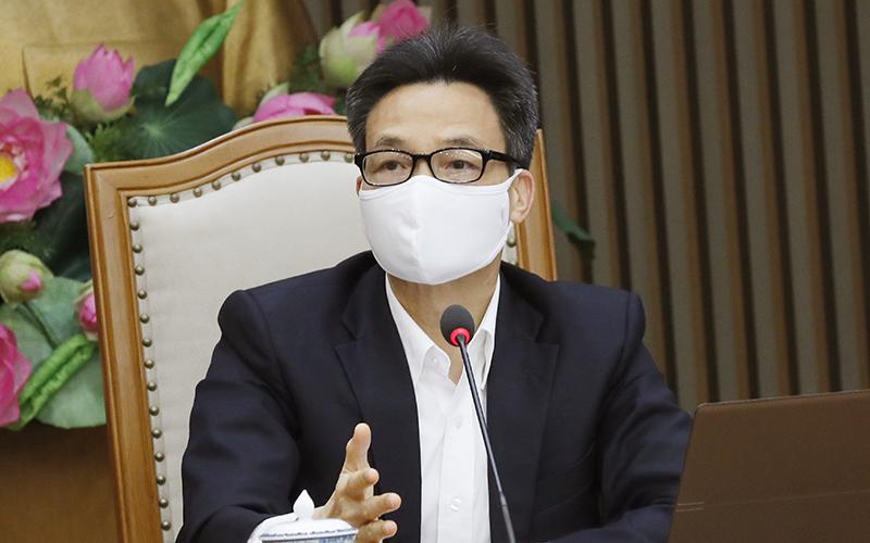 Ngày 8-3, Việt Nam bắt đầu tiêm vaccine phòng Covid-19