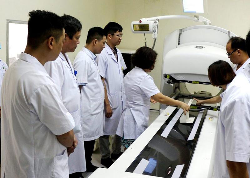 Khai trương Trung tâm khám và điều trị về ung bướu và tim mạch bằng kỹ thuật cao tại Lào Cai -0
