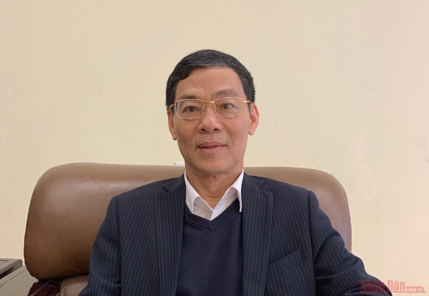 """Cơ quan báo chí đầu tiên của Việt Nam """"phất cờ"""" trên Internet -0"""