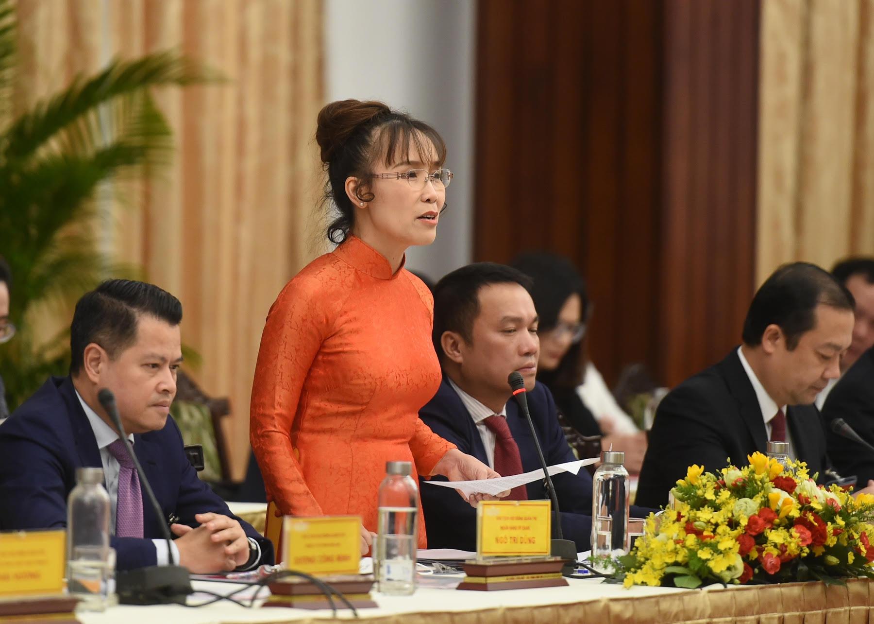 """Nữ tỷ phú Nguyễn Thị Phương Thảo:  """"Hãy tin tưởng ở kinh tế tư nhân"""" -0"""