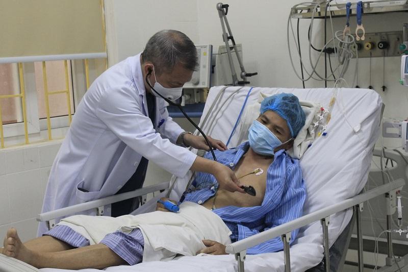 Cứu sống bệnh nhân ngừng tuần hoàn nhiều giờ -0