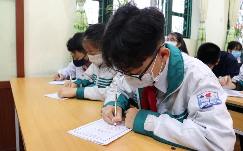 Hơn 30 nghìn học sinh, sinh viên của thị xã Đông Triều trở lại trường -0