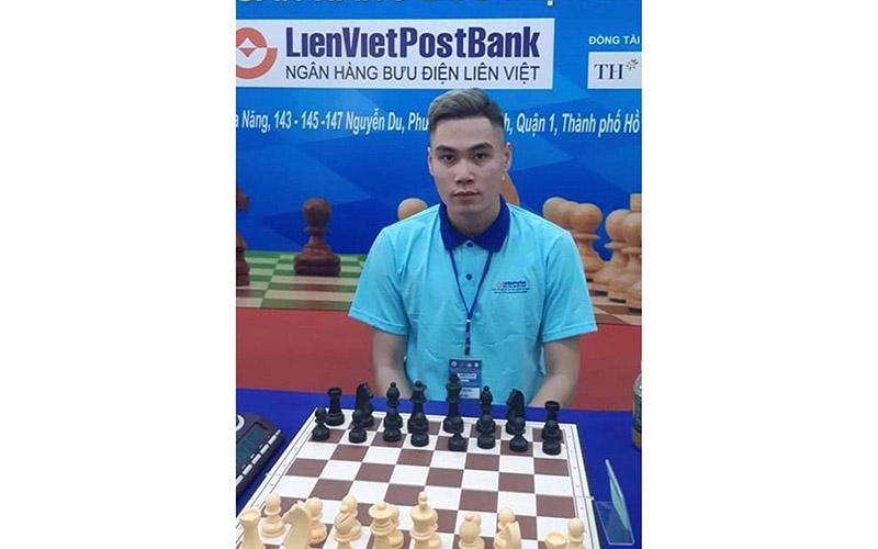 Nguyễn Thiên Ngân và Trần Tuấn Minh vô địch cờ chớp -0
