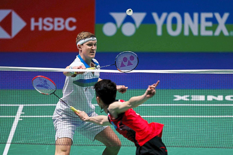 Tay vợt Malaysia vô địch đơn nam Giải cầu lông toàn Anh mở rộng 2021 -0