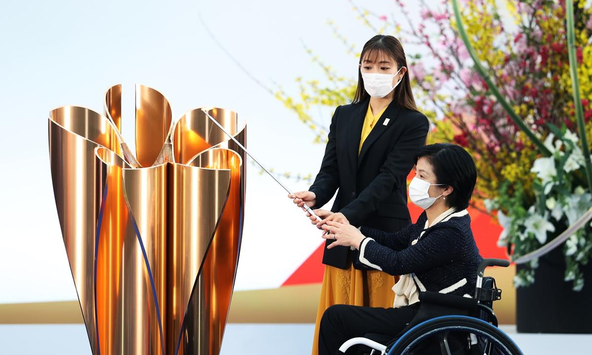 Lễ rước đuốc Olympic Tokyo chính thức bắt đầu -0