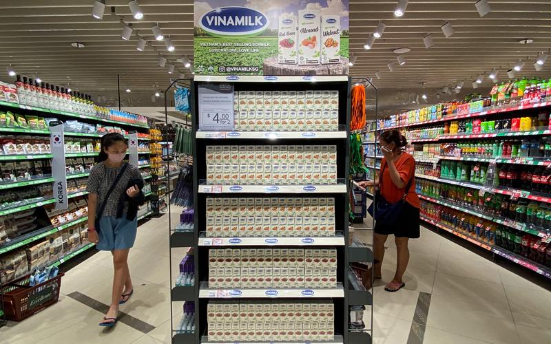 Hàng Việt tự tin chinh phục thị trường khó tính -0