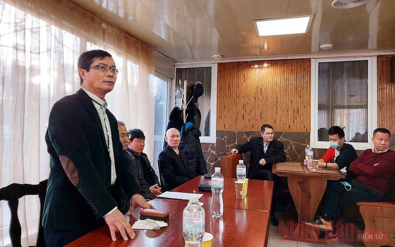Tìm hướng mở rộng kinh doanh cho người Việt tại Ukraine -0