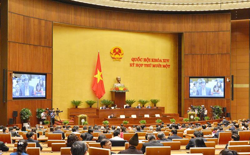 Chủ tịch nước thể hiện xuất sắc vai trò nguyên thủ quốc gia trong nhiệm kỳ 2016-2021 -0