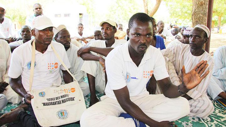 Lớp học sức khỏe sinh sản tại Niger -0
