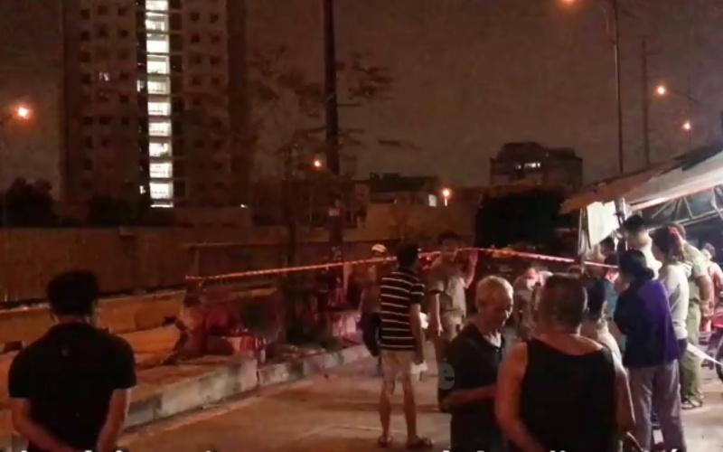 Cháy nhà làm sáu người tử vong -0