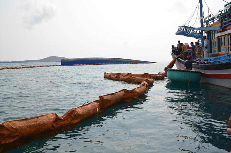 Phê duyệt phương án trục vớt tàu Bạch Đằng bị chìm ở Mũi Né -0