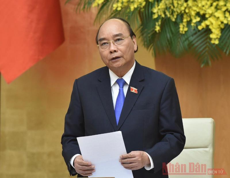 Chính phủ họp phiên thường kỳ tháng 3 -0