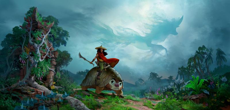 Dấu ấn văn hóa Đông Nam Á trong phim Disney -0