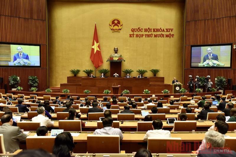 Đồng chí Nguyễn Xuân Phúc tuyên thệ nhậm chức Chủ tịch nước -0