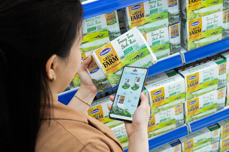 Vinamilk vượt mốc 500 cửa hàng Giấc Mơ Sữa Việt -0