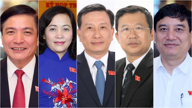 Quốc hội bầu đồng chí Võ Thị Ánh Xuân giữ chức Phó Chủ tịch nước -0