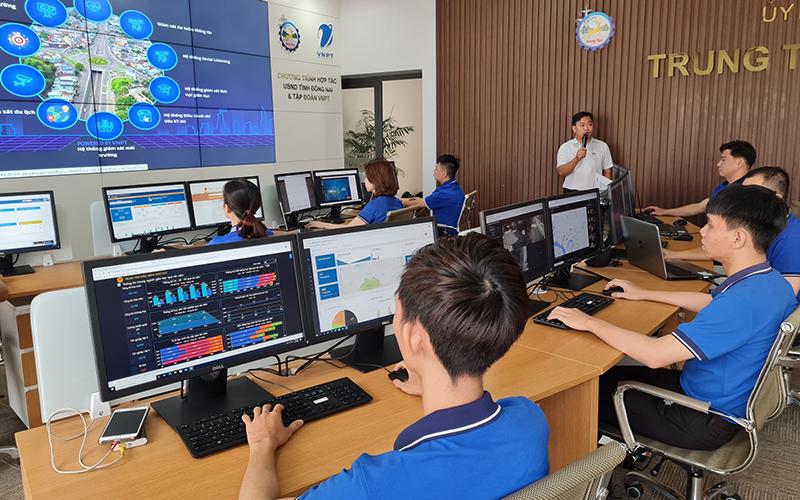 Xây dựng chính quyền số tại các địa phương vùng Ðông Nam Bộ