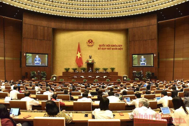 Quốc hội bầu Tổng Kiểm toán Nhà nước và một số nhân sự chủ chốt của Quốc hội -0