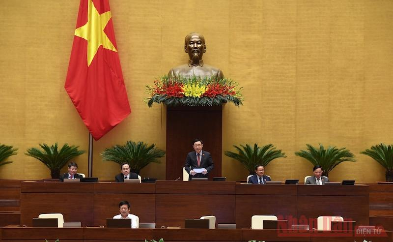 Miễn nhiệm chức vụ Phó Thủ tướng Chính phủ và một số Bộ trưởng, thành viên Chính phủ -0