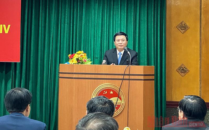 Bế mạc Hội thi Giảng viên giỏi cấp Học viện Chính trị quốc gia Hồ Chí Minh -0