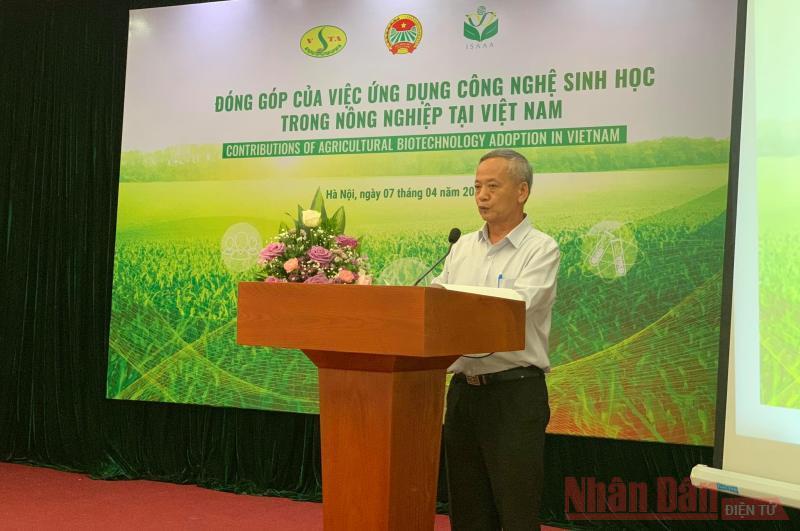 Nâng cao thu nhập từ ứng dụng công nghệ sinh học trong nông nghiệp -0