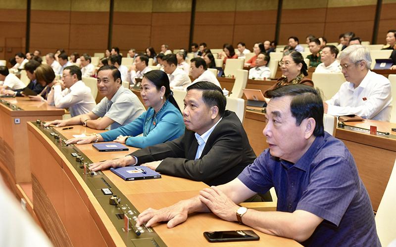 Bế mạc Kỳ họp thứ 11, Quốc hội khóa XIV -0