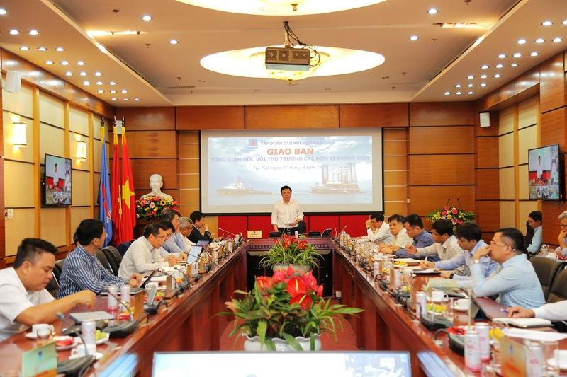 Petrovietnam hoàn thành vượt mức các chỉ tiêu tài chính quý I-2021 -0